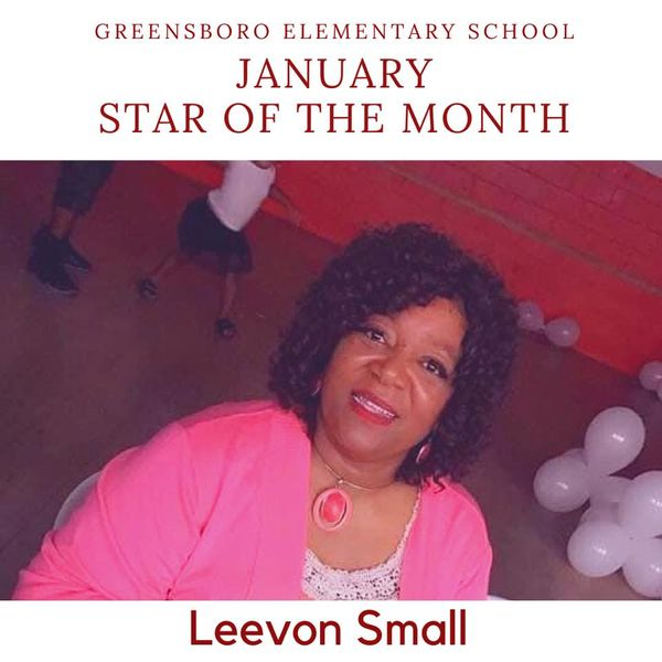 Congratulations Ms. Small